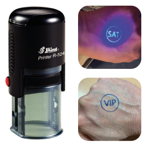 Self-inking Hand Stamps