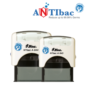 Anti-Bac Self-inking Stamps