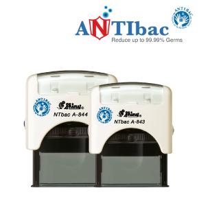 Anti-Bac Self-inking Stamps