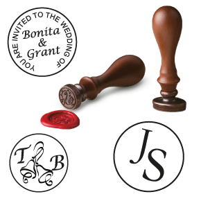 Wax Seals Custom Templates