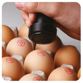Egg Marking Stamps