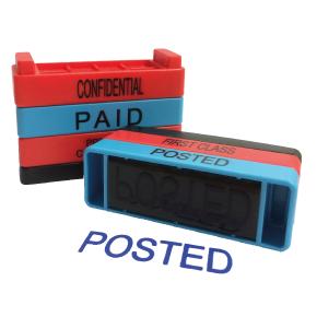 Pre-inked Stamp Stacks