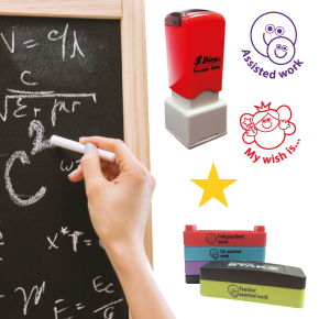 Education and Motivational Stamps